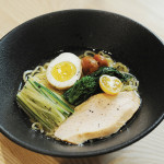 Slurp a bowl of Cold Ramen this Summer !